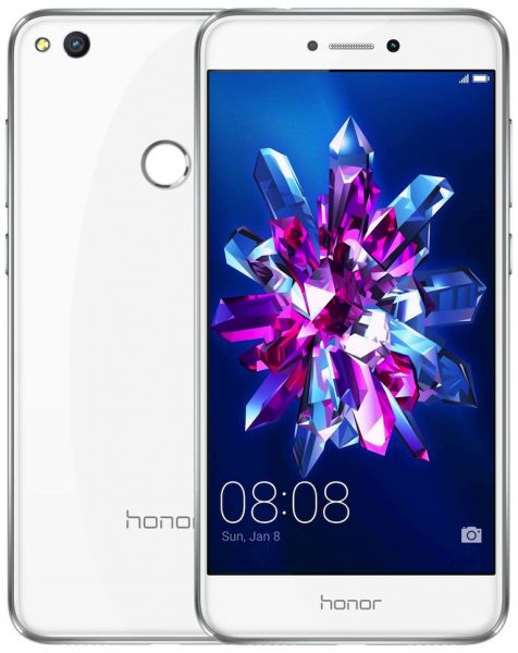 Huawei Honor 8 Lite Dual Sim - 16GB, 3GB RAM, 4G LTE, White price
