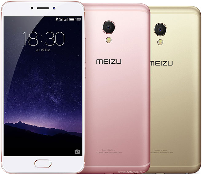 Meizu MX6 pictures, official photos