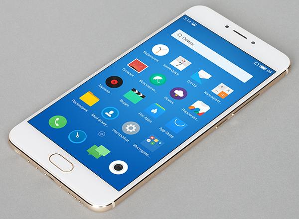 Смартфон Meizu MX6: