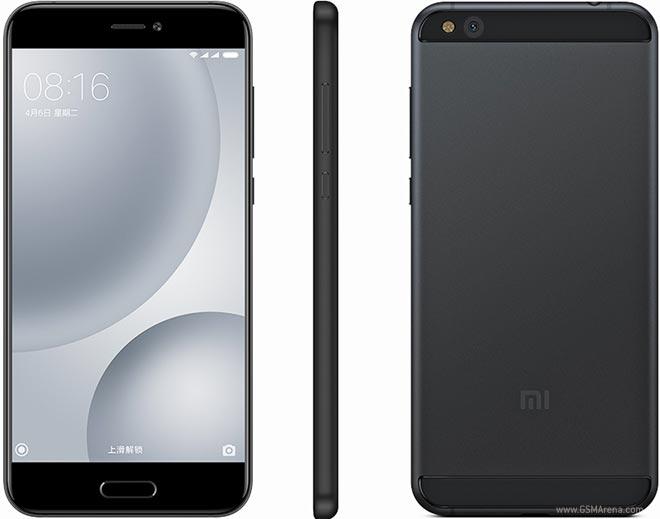 Xiaomi Mi 5c pictures, official photos