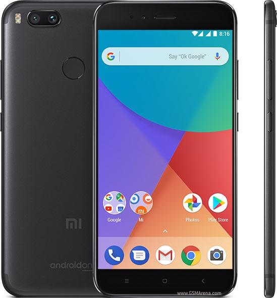 Xiaomi Mi A1 pictures, official photos