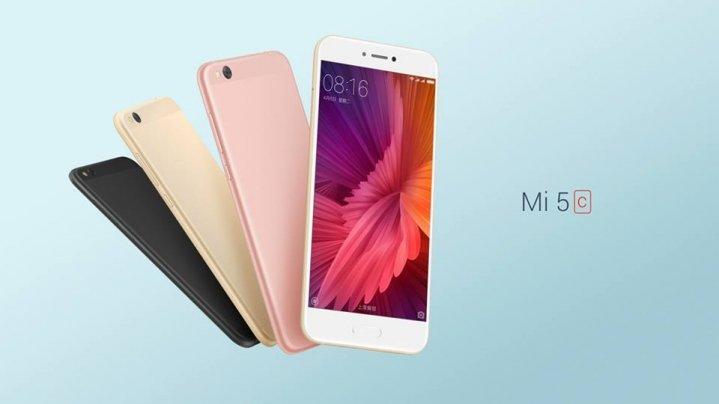 Xiaomi Mi5c: Цена и характеристики