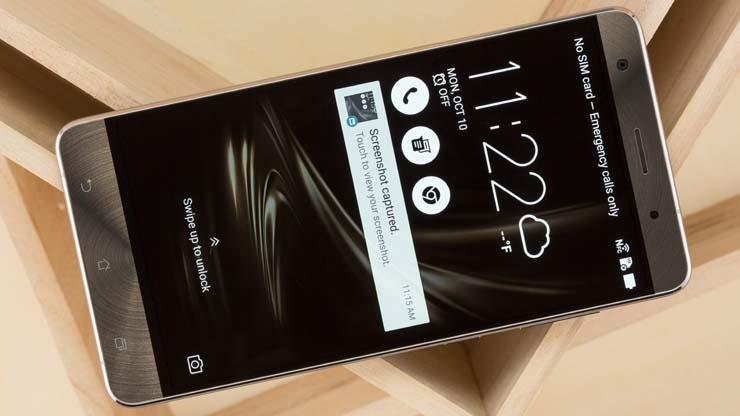 Asus ZenFone 3 Deluxe Review & Rating | PCMag.com