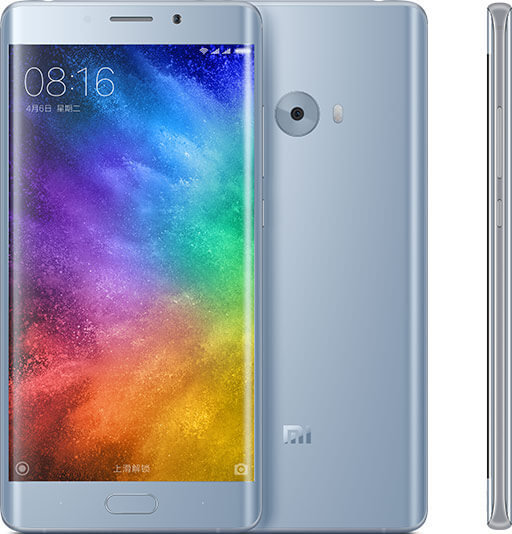 Comparison of Xiaomi Mi Note 2, Xiaomi Mi Note 3
