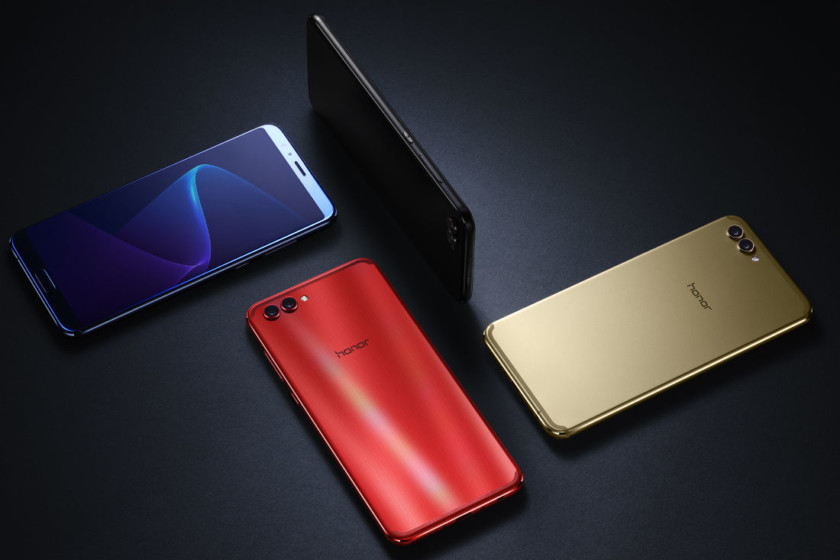 Honor V10 unveiled in China with 18:9 display, Kirin 970 chip and