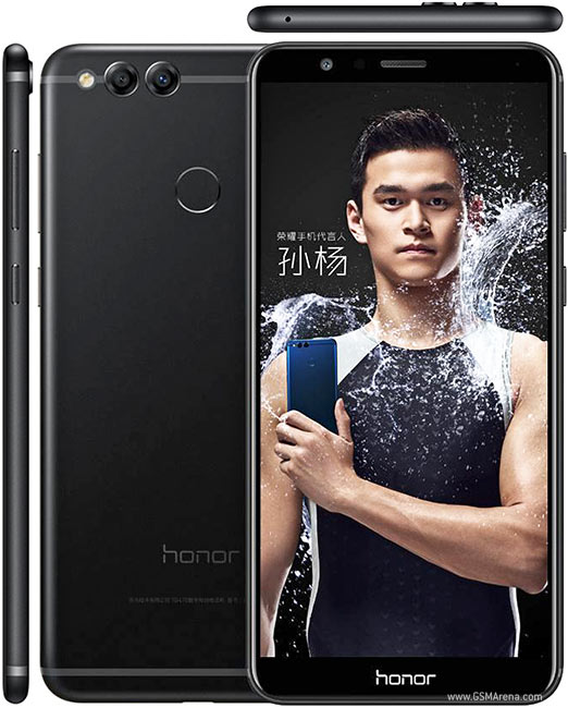Huawei Honor 7X pictures, official photos