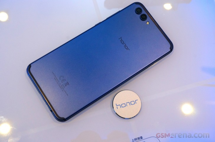 Huawei Honor View 10 hands-on review - GSMArena.com tests