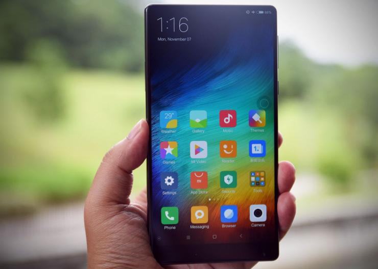 Инновации в кармане - обзор безрамочного смартфона Xiaomi Mi Mix