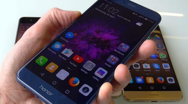 Купить Honor 7X: 5.99-дюймовый конкурент для Xiaomi Mi 5X, от 236