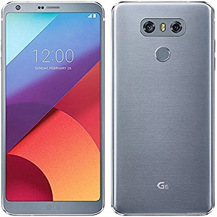 LG G6 32GB (Platinum) UNLOCKED LG-H873 Canadian Version: Amazon.ca