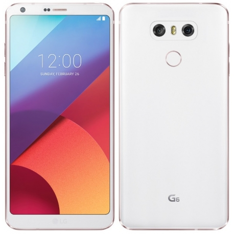 LG G6 H870 32GB Blanco
