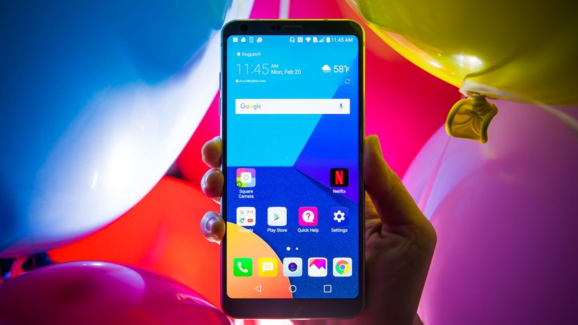 LG G6 review: Like the Galaxy S8, only cheaper - CNET