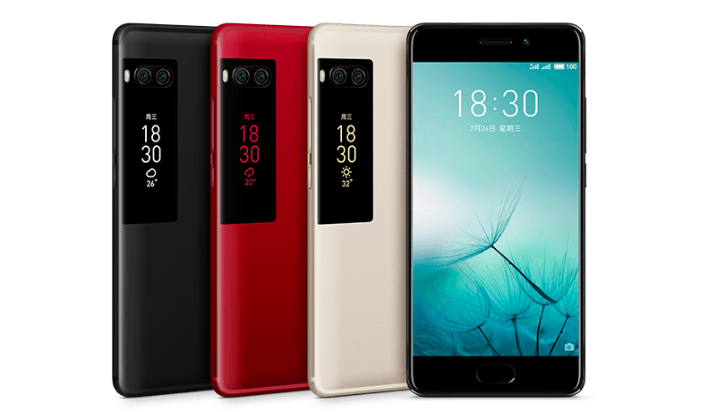 Meizu Pro 7, Pro 7 Plus with dual screens launched: Price