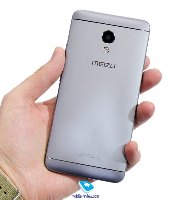 Mobile-review.com MEIZU M5s. Первый взгляд