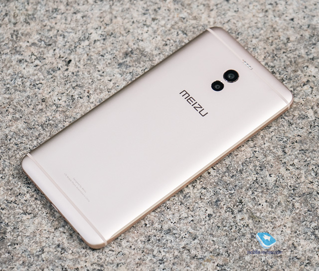 Mobile-review.com Meizu M6 Note. Первый взгляд
