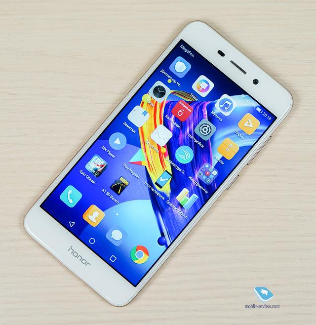 Mobile-review.com Обзор смартфона Honor 6C Pro