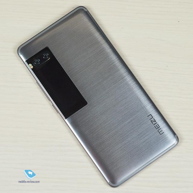 Mobile-review.com Обзор смартфона Meizu Pro 7 Plus