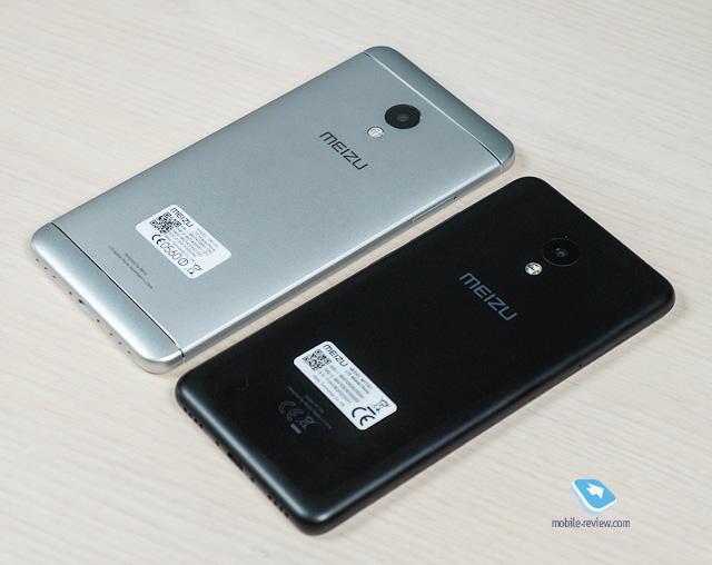 Mobile-review.com Обзор-сравнение Meizu M5c и M5s