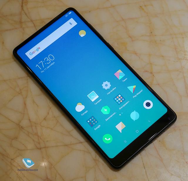 Mobile-review.com Xiaomi Mi MIX 2. Первый взгляд