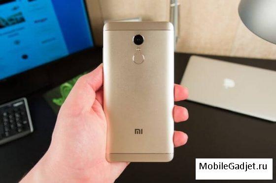 Обзор смартфона Xiaomi Redmi Note 4X: обзор на Русском