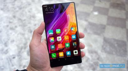 Обзор Xiaomi Mi Mix: безрамочный суперфлагман с керамическим