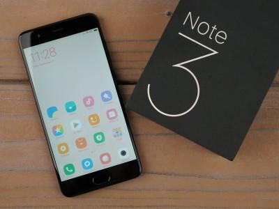 Обзор Xiaomi Mi Note 3: достойный наследник, но только не «ноута