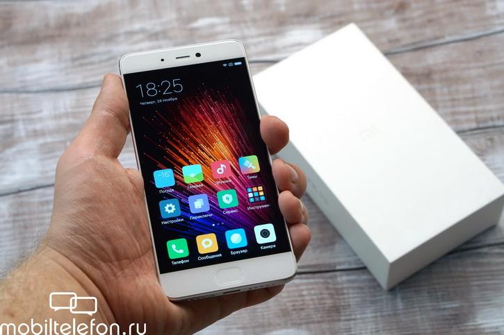 Обзор Xiaomi Mi5s: работа над ошибками по-китайски
