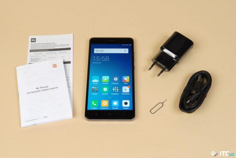 Обзор Xiaomi Redmi Note 4X: работа над ошибками - ITC.ua