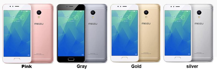 Оригинал Meizu M5S глобальной прошивки Octa core 3 ГБ Оперативная