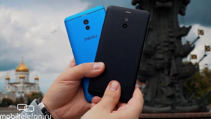 Предварительный обзор Meizu M6 Note: первый на Snapdragon