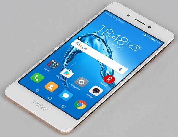 Смартфон Huawei Honor 6C: