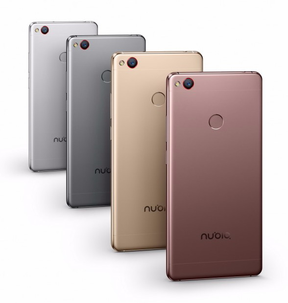 Смартфон ZTE nubia Z11 представлен официально • Mobile-review.com
