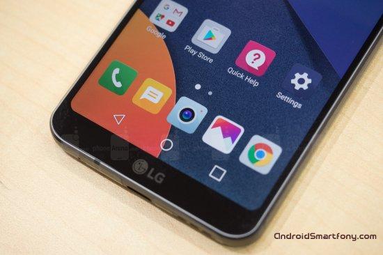смартфона LG G6 - новое поколение флагмана