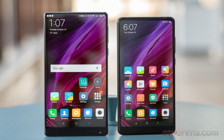 Xiaomi Mi Mix 2 review - GSMArena.com tests