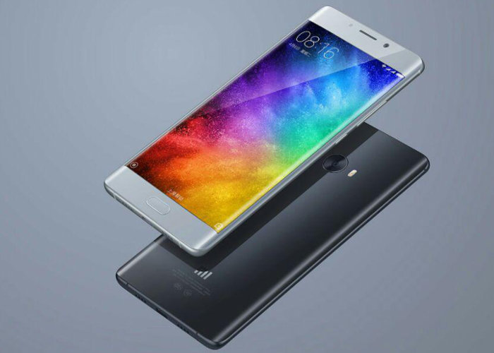 Xiaomi Mi Note 2: Price and Specifications