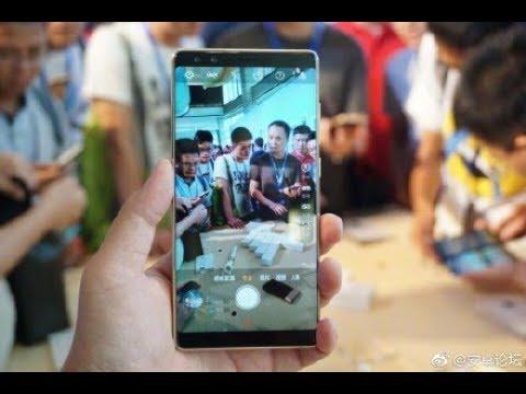 ZTE Nubia Z17s Camera Test - YouTube