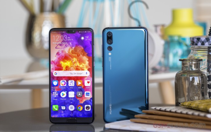 Huawei P20 Pro review - GSMArena.com tests