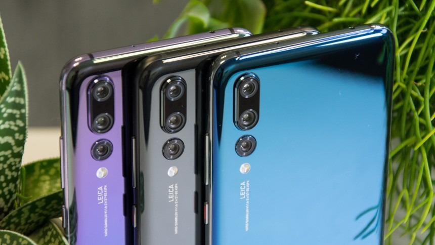 Huawei P20 Pro review: Huawei's three-lens beast is getting