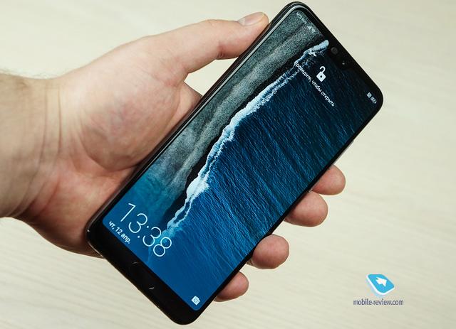 Mobile-review.com Обзор камерофона Huawei P20 Pro