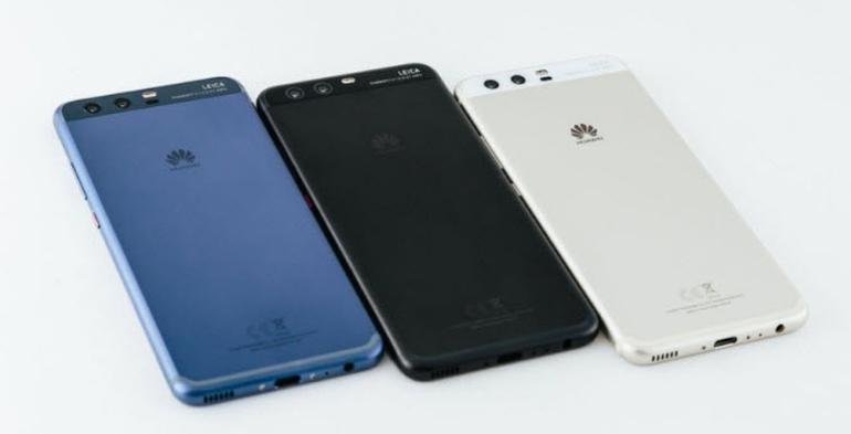 Обзор Huawei P10. Характеристики топового смартфона и фото