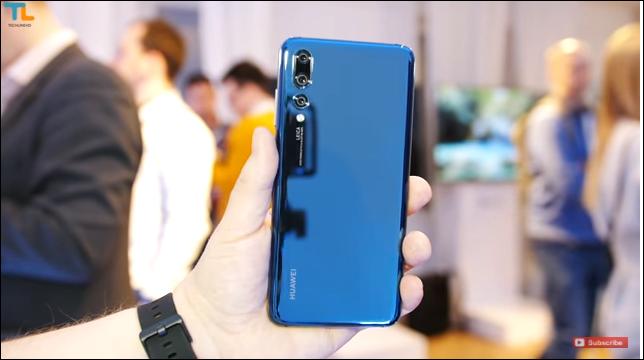 Появляется видеоролик Huawei P20 Pro Review • xChip.ru