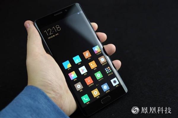 Распаковка и фотообзор Xiaomi Mi Note 2 - Galagram.com
