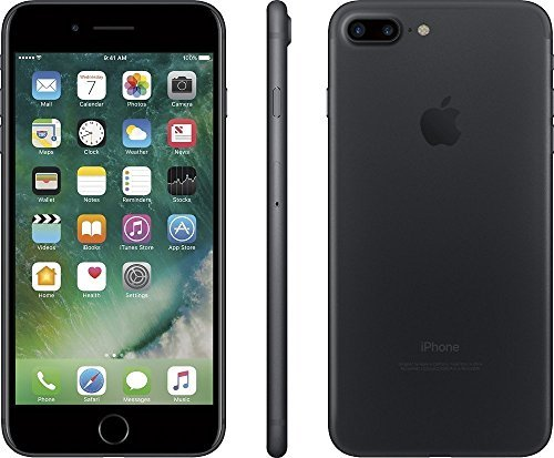 Amazon.com: Apple iPhone 7 Plus, GSM Unlocked, 128GB - Black