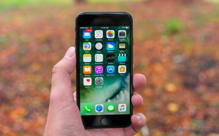 Apple iPhone 7 review: Software overview