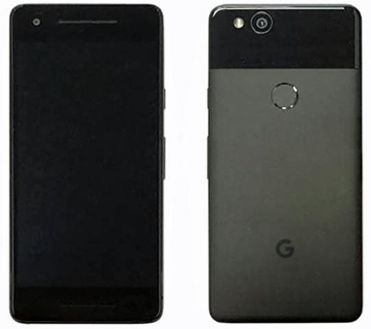 Наличие стереодинамиков в Google Pixel 2 подтверждено новой