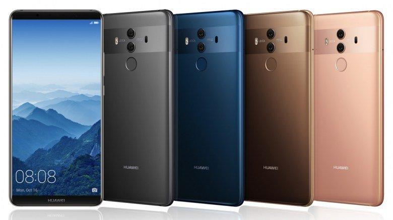Обзор смартфона Huawei Mate 10 Pro: самая мощная модель Huawei на