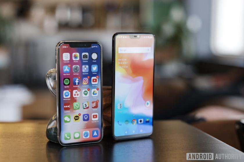OnePlus 6 vs Apple iPhone X: can David take on Goliath?