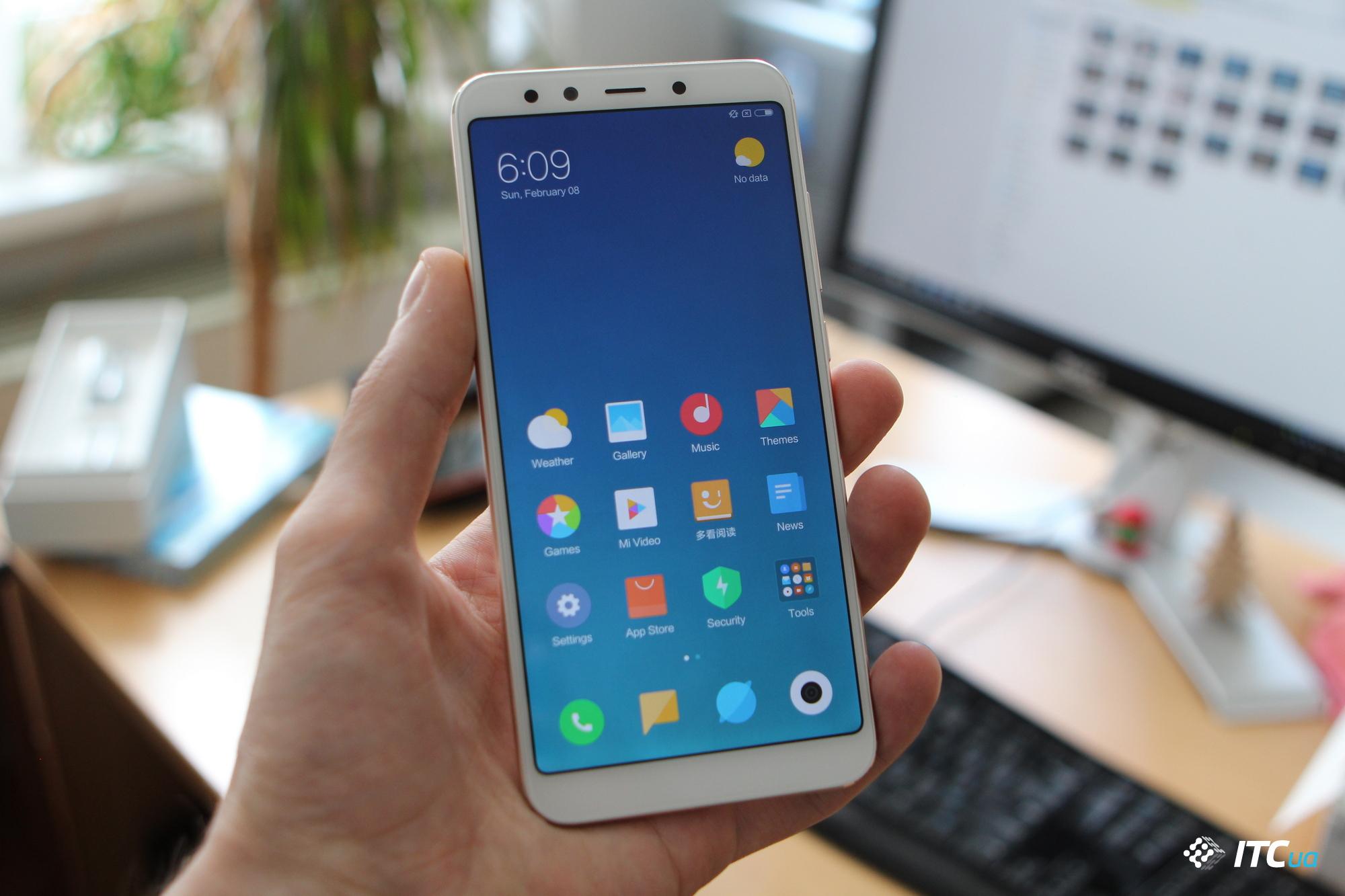 РУ Обзор: Обзор смартфона Xiaomi Mi6x (ITC.ua, автор: Виталий