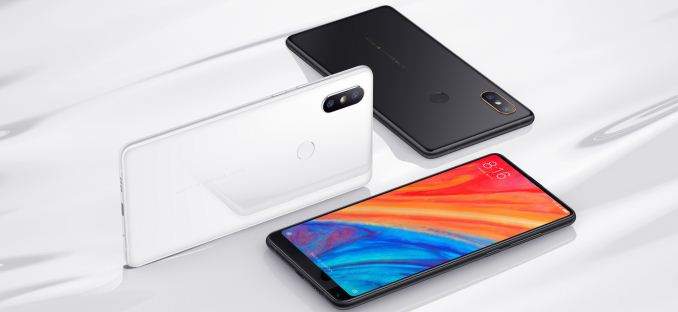 Xiaomi Announces Mi MIX 2S: Snapdragon 845 and Dual Camera for Mi MIX