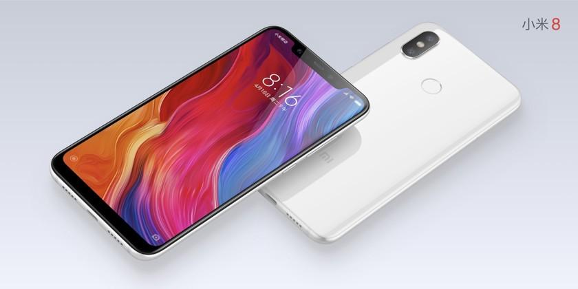 Xiaomi Mi 8, Mi 8 SE, Mi Band 3 и MIUI 10 представлены официально